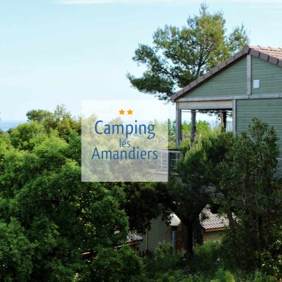 Camping Les Amandiers