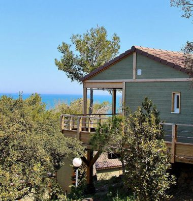 Welcome to Les Amandiers Campsite in Collioure  - Les Amandiers