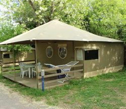 Hebergement Lodge Camping Les Amandiers